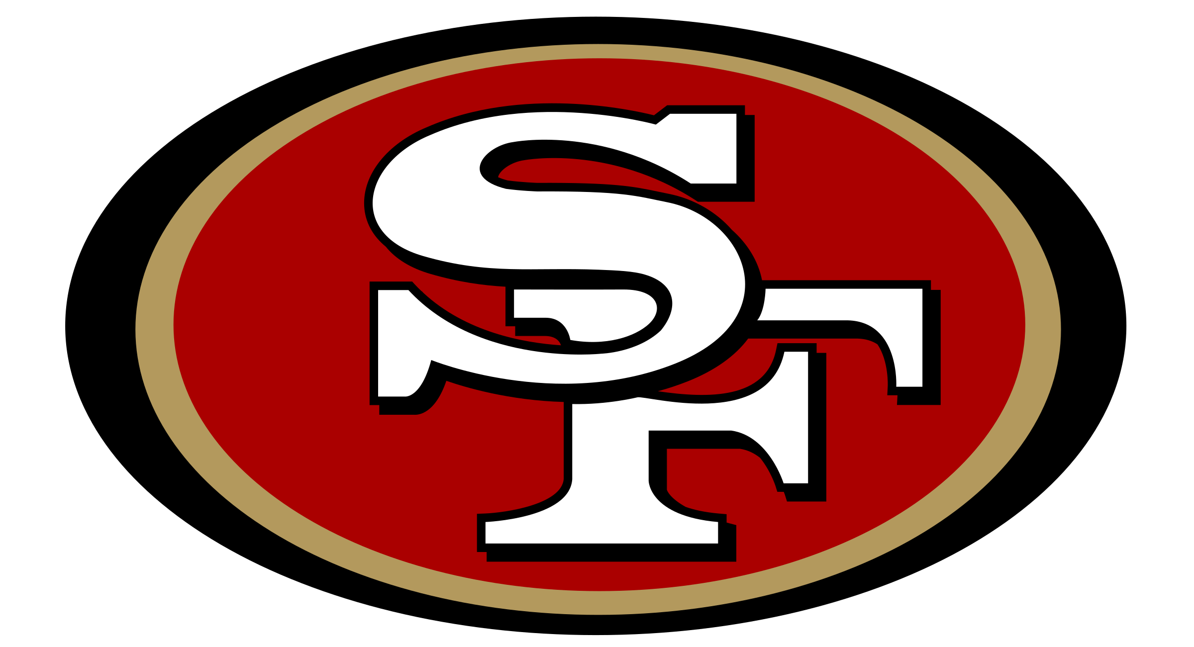 San francisco 49ers logo png. Ers transparent svg vector