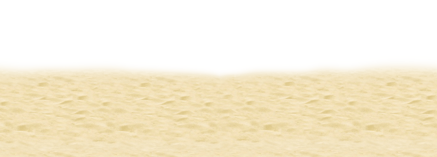 Sand beach png. Footer transparent stickpng
