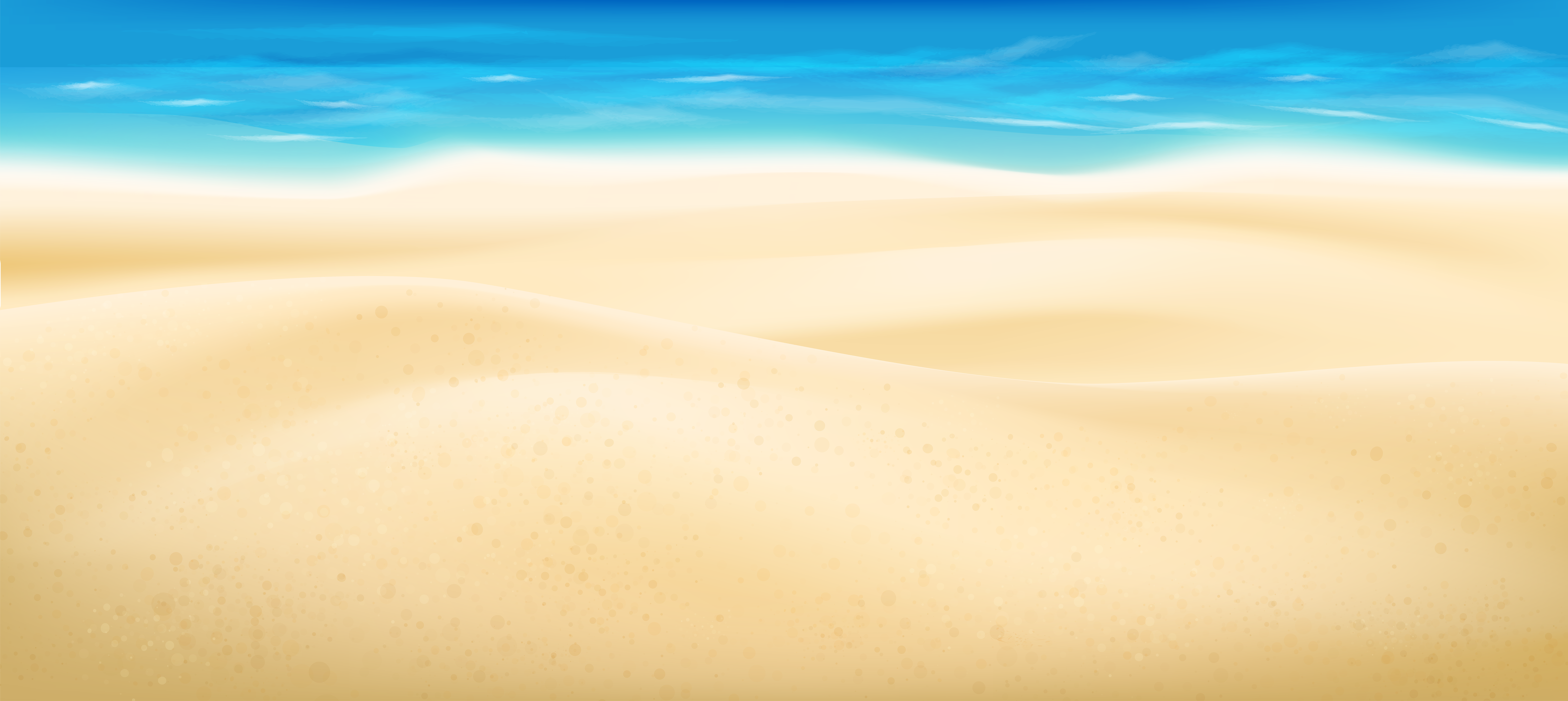 Sand clipart. Sea and png clip