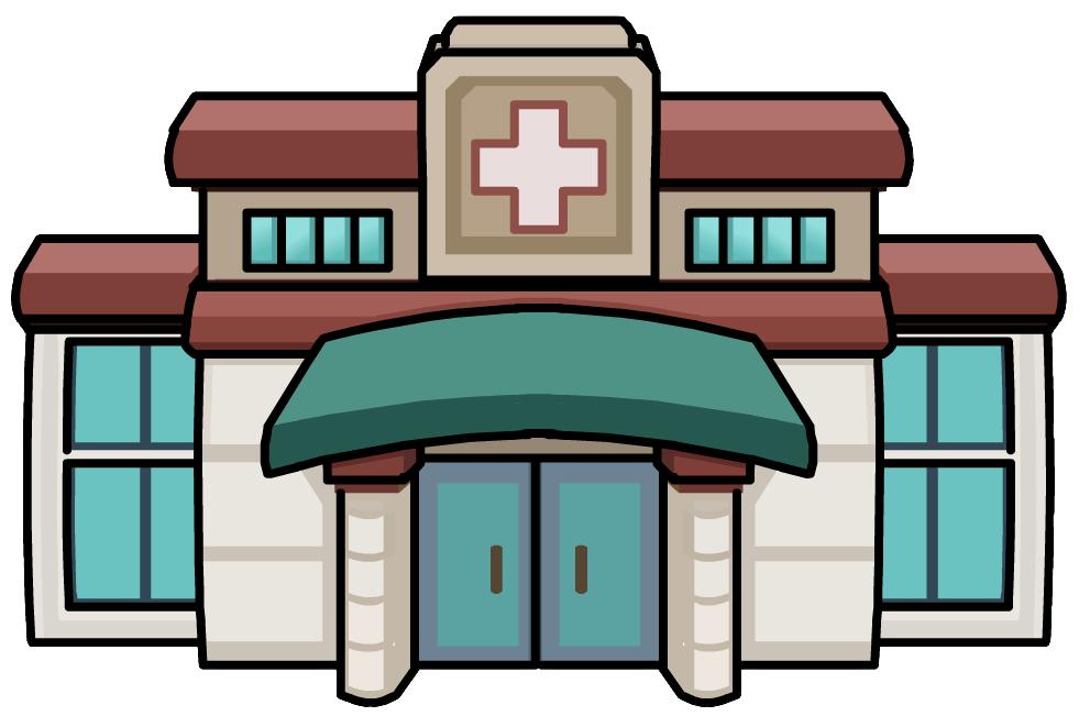 Free cliparts building center. Vector offices medical office svg freeuse library