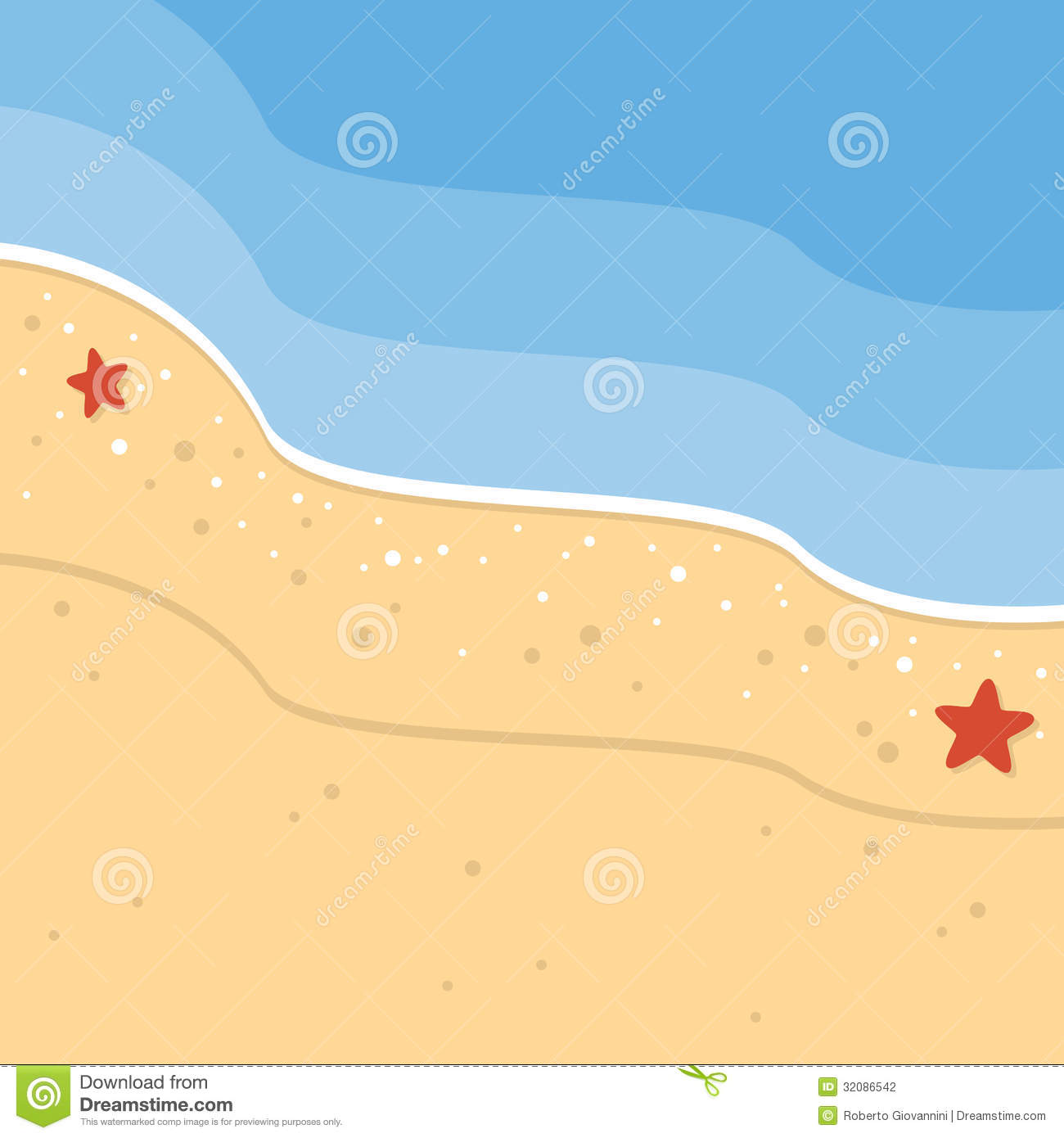 Sand clipart sand background. Sea
