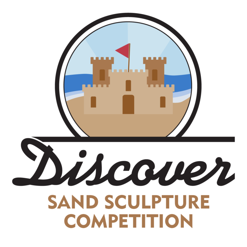 Castle clip sand sculpture. Competition presque isle partnership