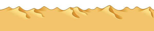 Sand clipart yellow sand. Png vector border pinterest