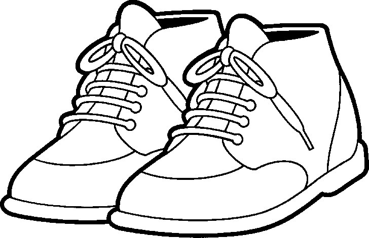 Sandals clipart black and white. Sandal shoe outline pencil