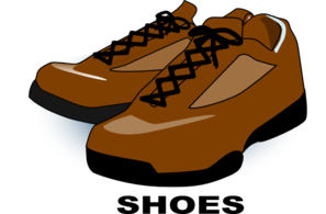sandals clipart footwear