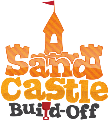 Castle clip sand sculpture. Build off blue island