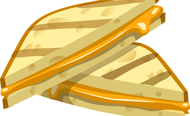 cheese clipart bread cheese