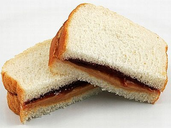 Sandwich clipart peanut butter sandwich. And jelly free images