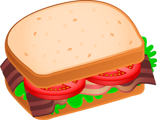 Sandwich clipart sandwich lunch. How to pack your