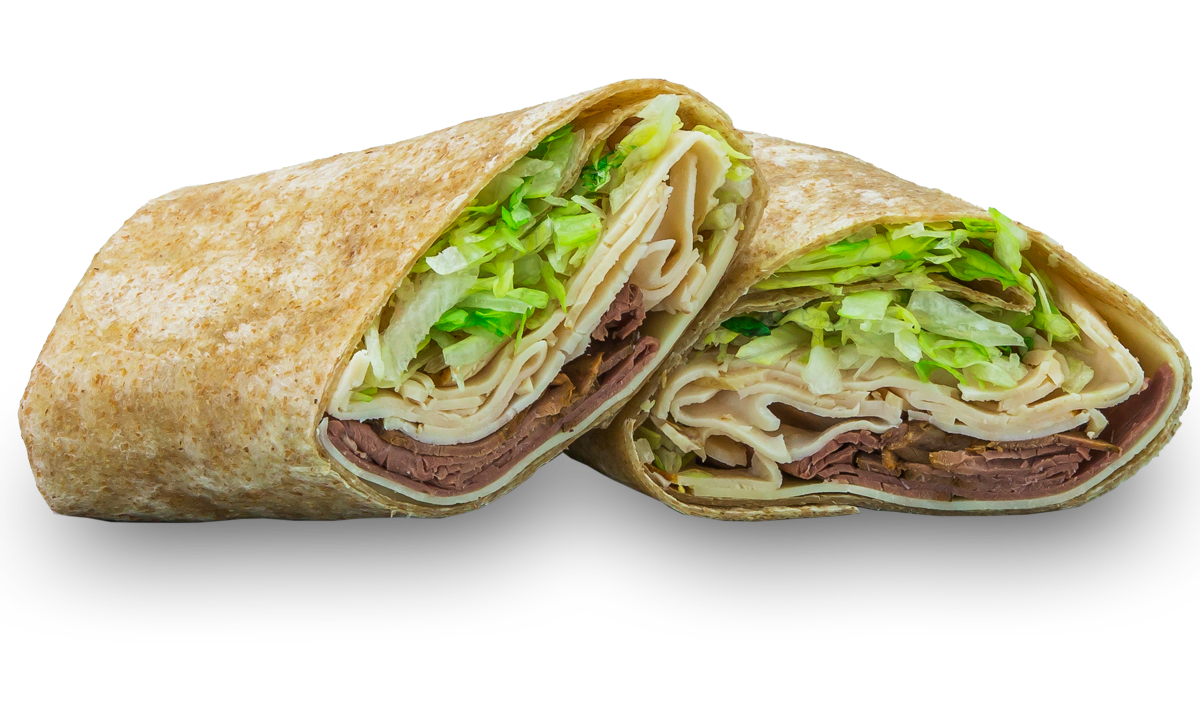 Sandwich wrap png. Wraps and salads port