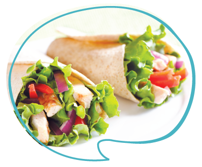 Sandwich wrap png. Gluten free tortillas wraps