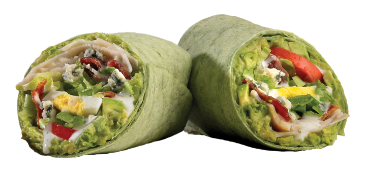 Sandwich wrap png. Cobb salad which wich