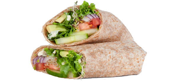 Sandwich wrap png. Veggie java moose fresh