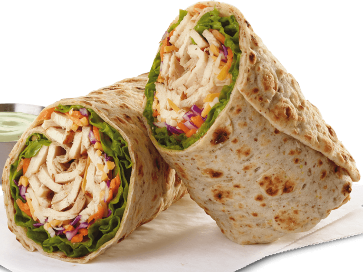 Sandwich wrap png. Grilled chicken cool without