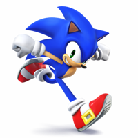 Sanic drawing realistic. Sonic the hedgehog know picture freeuse download