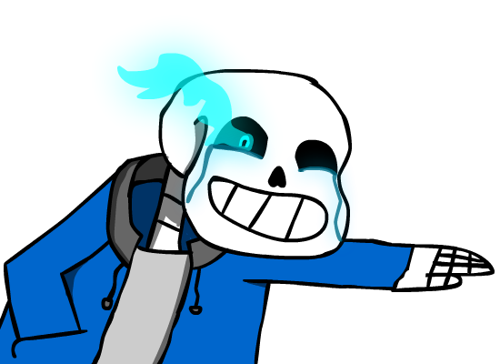 Sans eye png. Image blue by stormrider