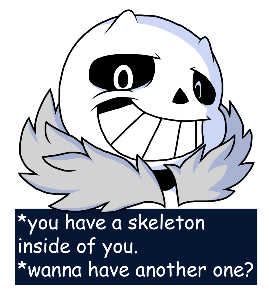 Sans face undertale png. Shimeji updated by mirachaan