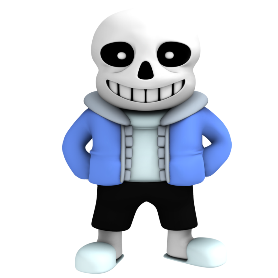 Sans png. Image willcraft animations wiki