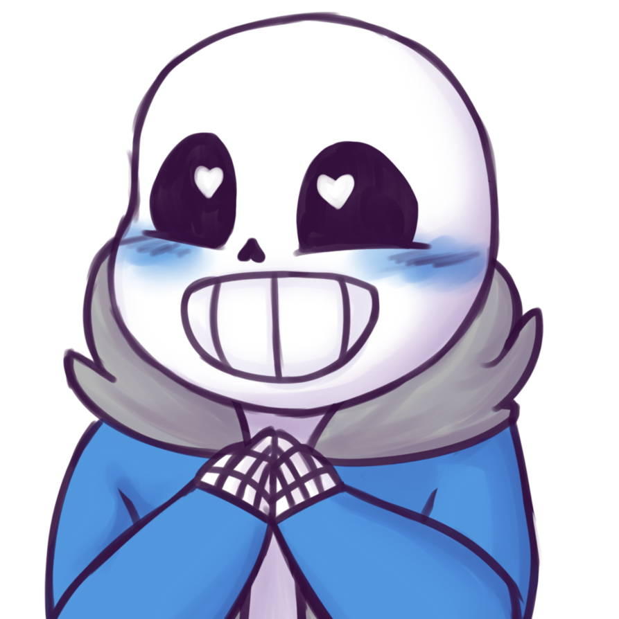 Undertale sans png. Know your meme blue