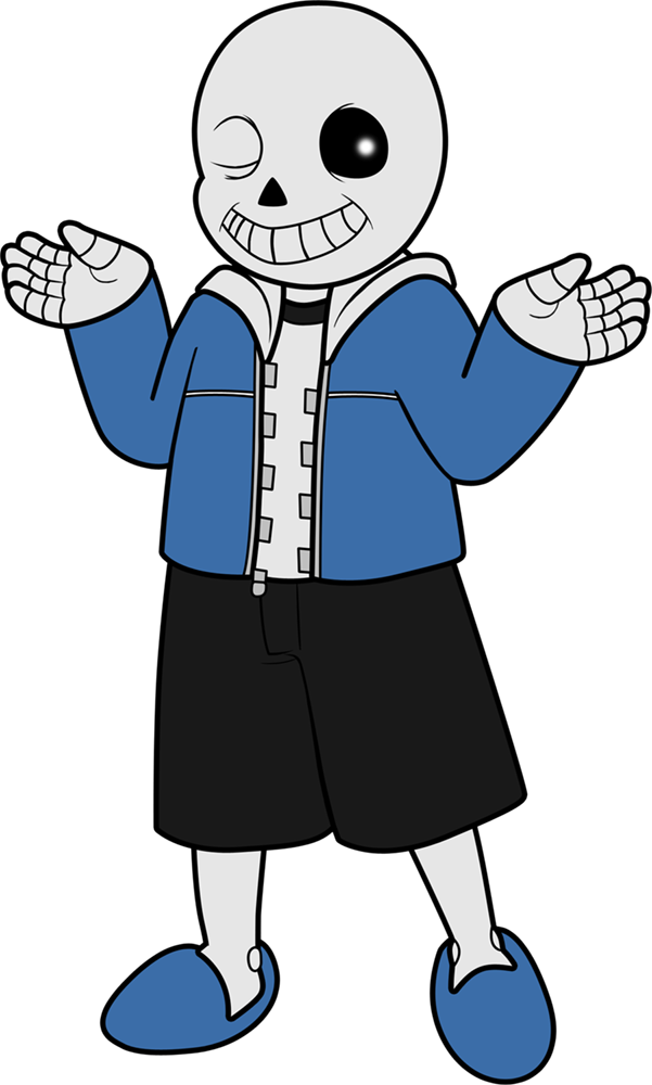 Sans undertale png. By shinfurevindo on deviantart
