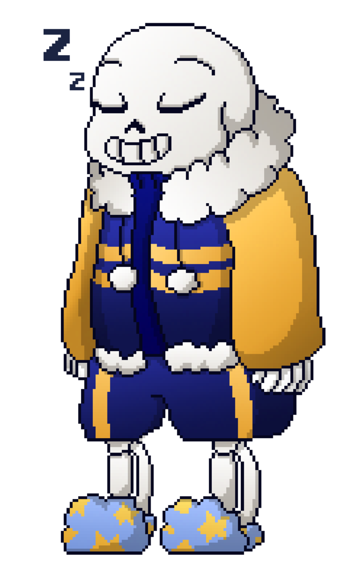 Sans undertale png. Image sleepy outertale by