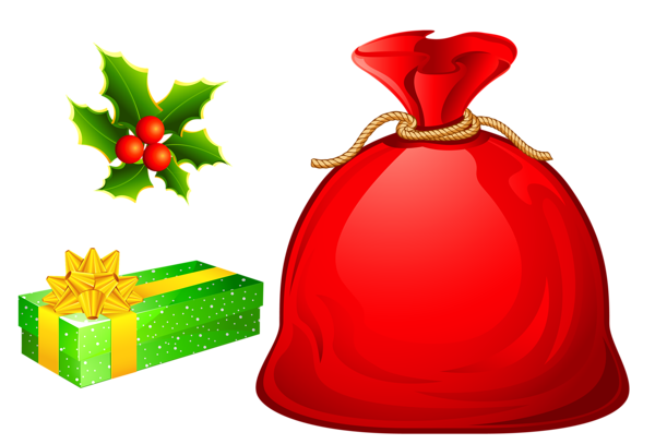 Santa bag png. Images in collection page