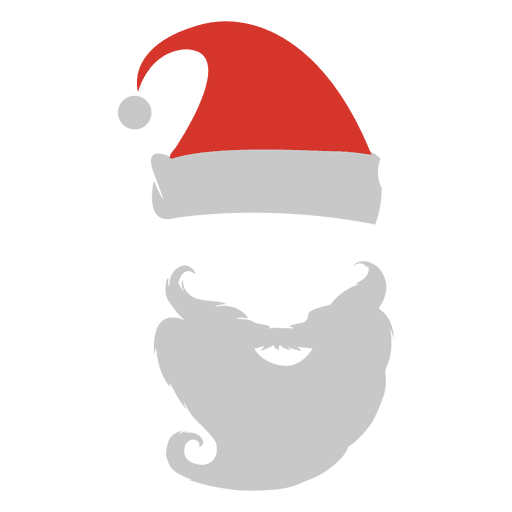 hat svg santa claus
