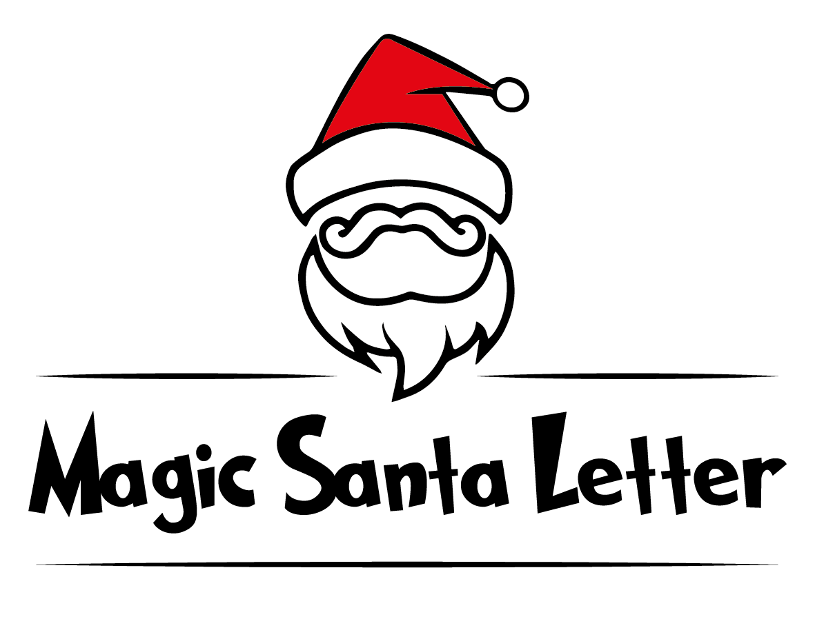 Santa claus signature png. Magic letter review discount