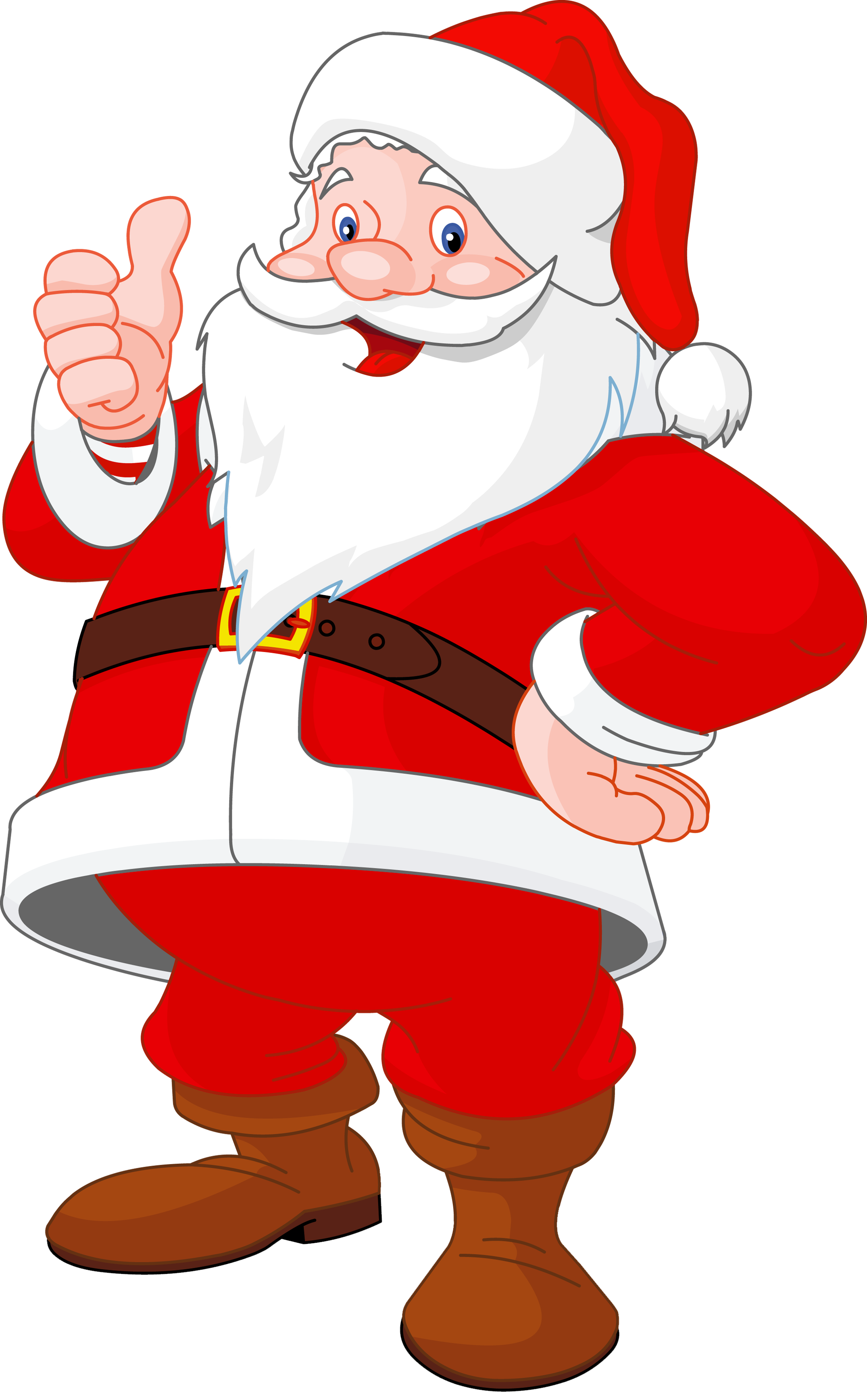 Transparent claus gallery yopriceville. Santa clipart svg freeuse download
