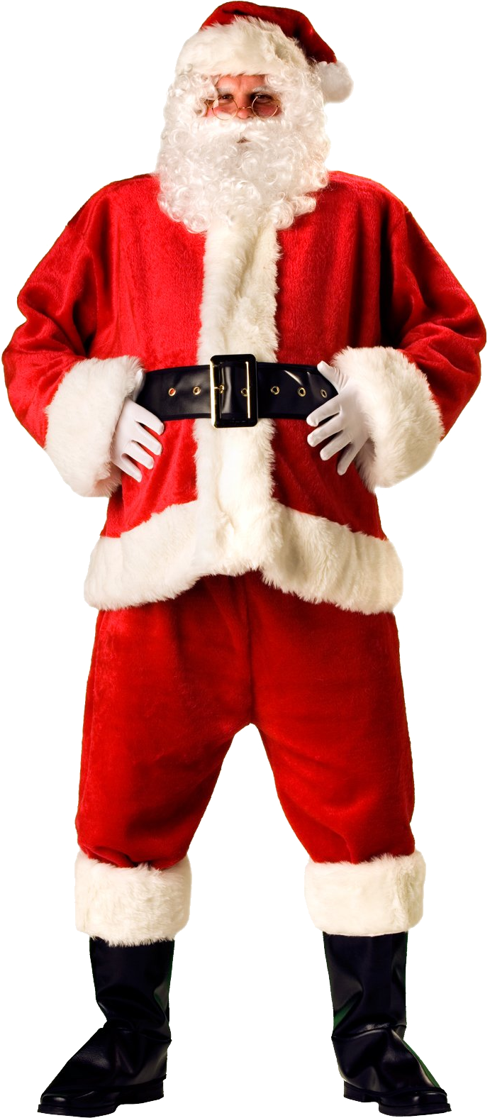Santa clothes png. Claus images free download