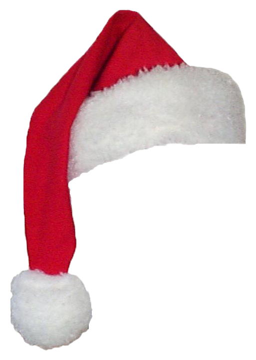 Santa hat transparent background png. Christmas pictures free icons