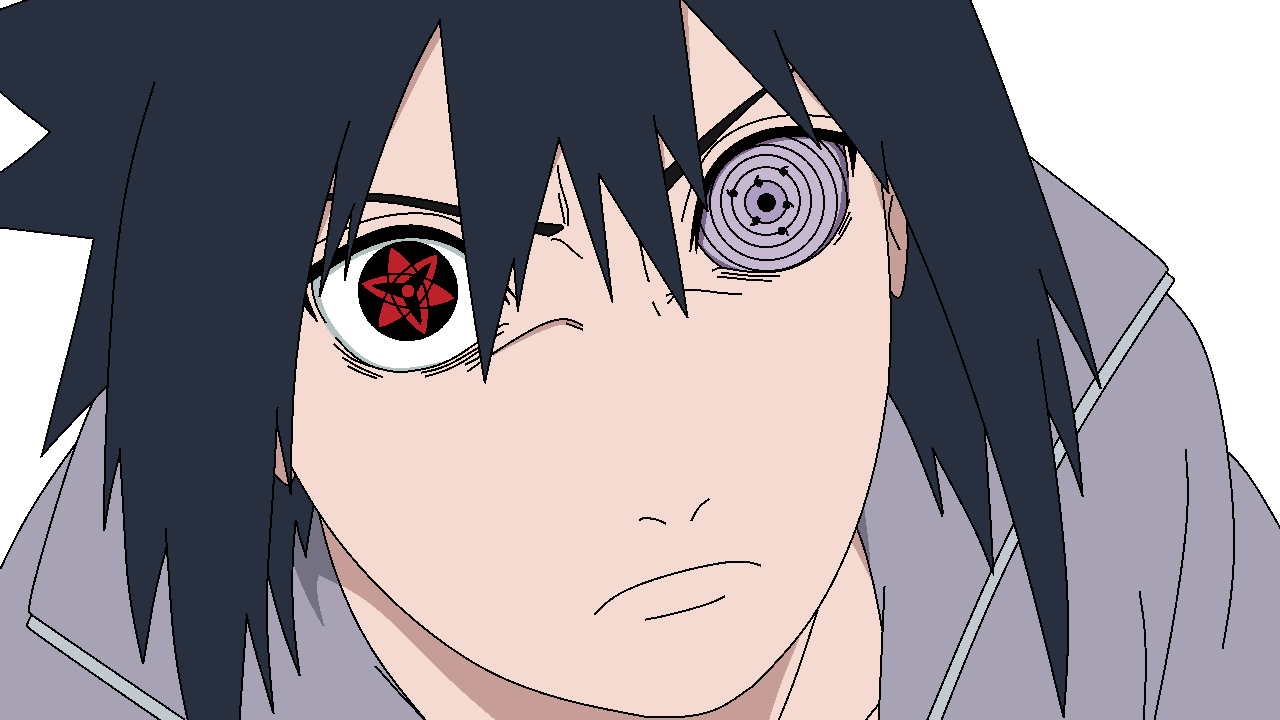 drawing sasuke mangekyou sharingan