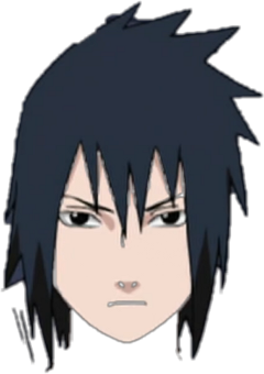 Sasuke head png. Largest collection of free