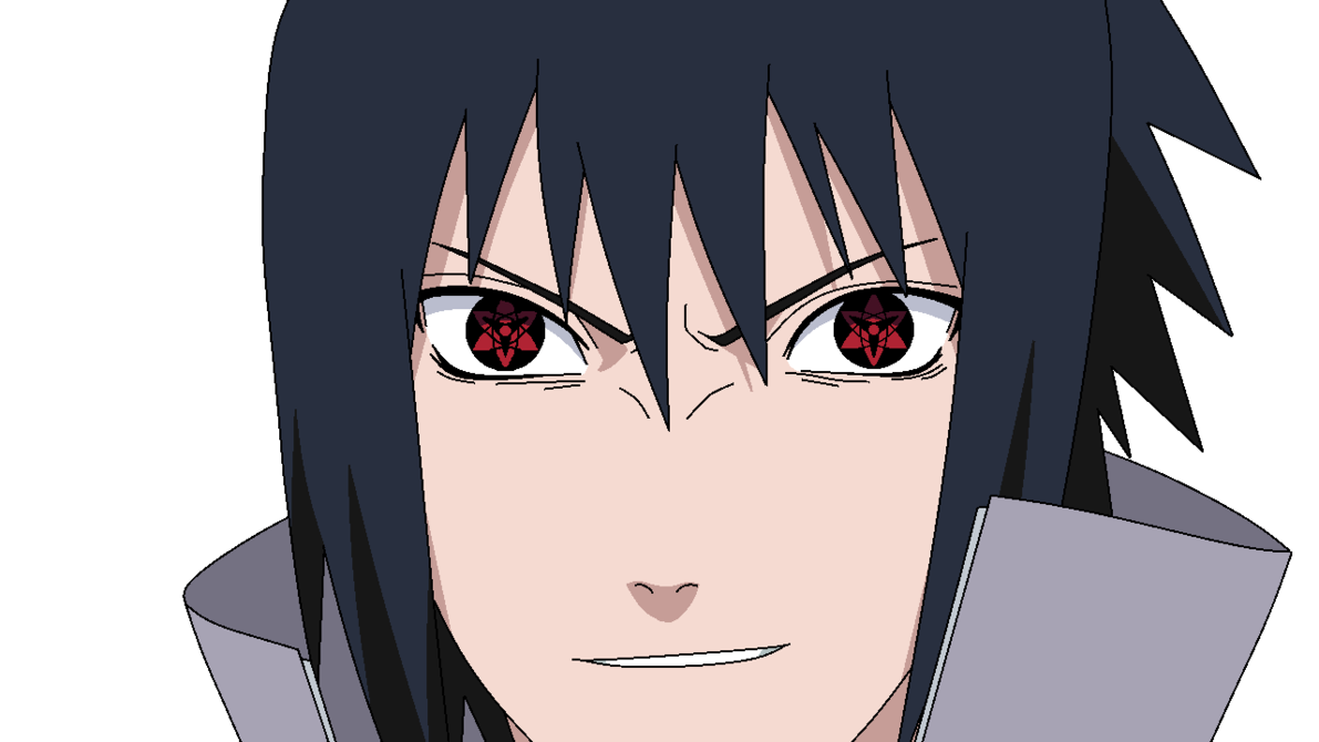 Sasuke head png. Uchiha ems by uchihaclanancestor