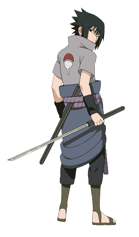 Uchiha clipart picture gallery. Sasuke png graphic transparent library