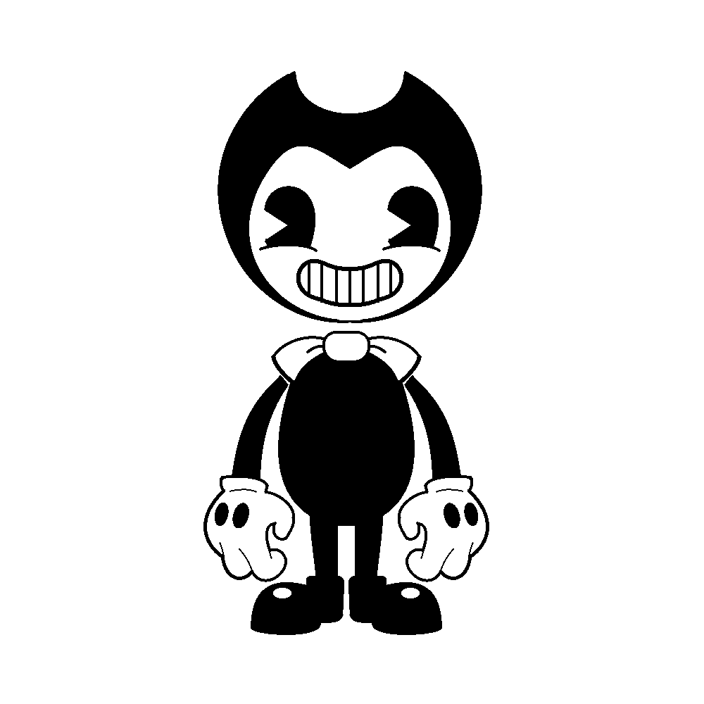 Satan eyes png. Bendy devil prince ghast