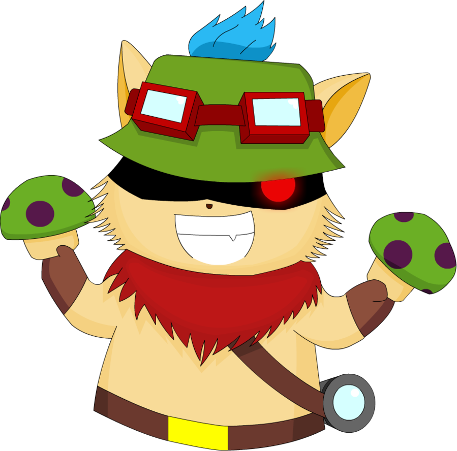 Satan teemo png. After playing a game