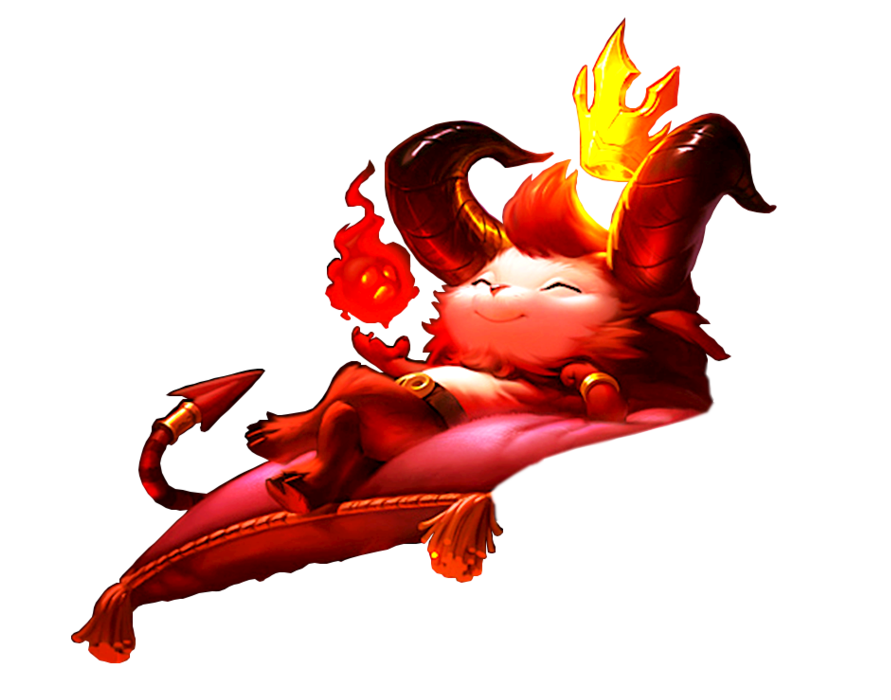 Satan teemo png. Collection of devil
