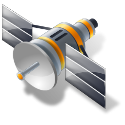 Satellite clipart ballistic missile. Weather