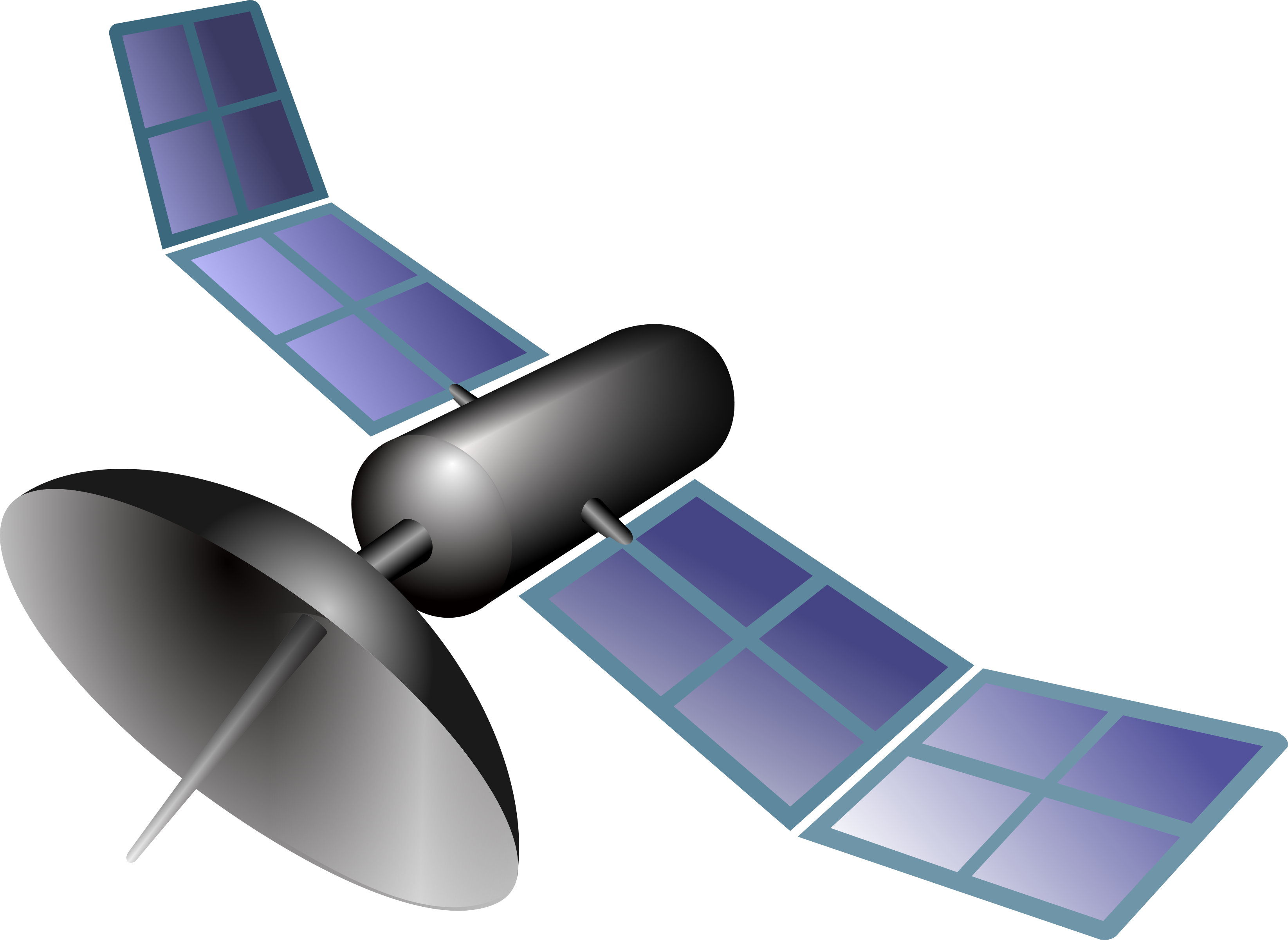 Satellite clipart space technology. Icons png free and