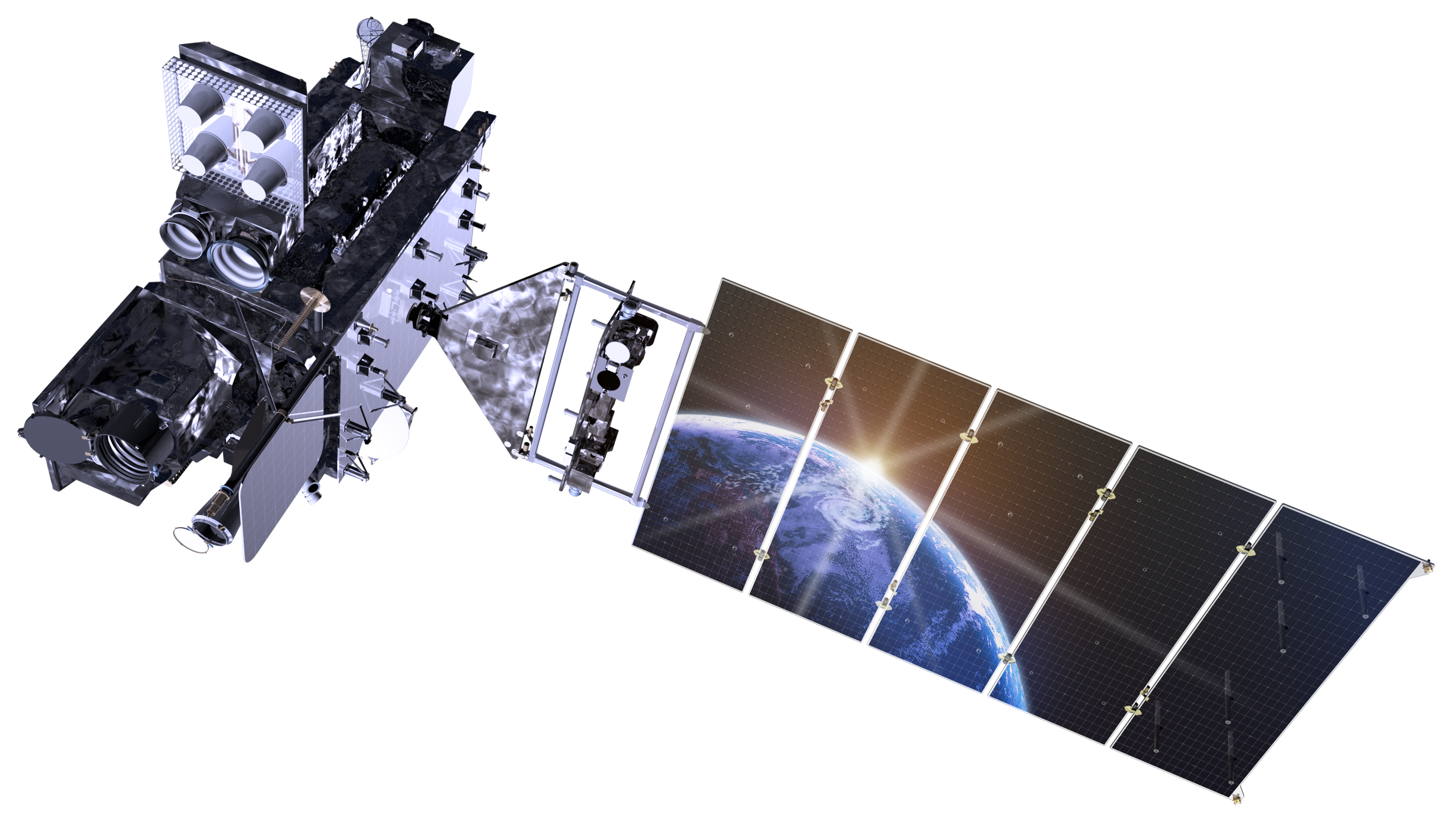 Space satellite png. Transparent images all