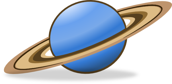 Transparent saturn vector. Free printable pictures of