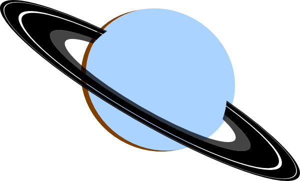 Cartoon saturn png