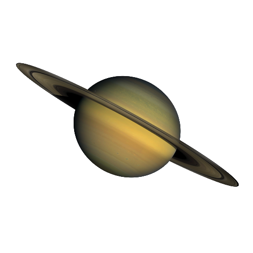 Saturn transparent png. Project on emaze is