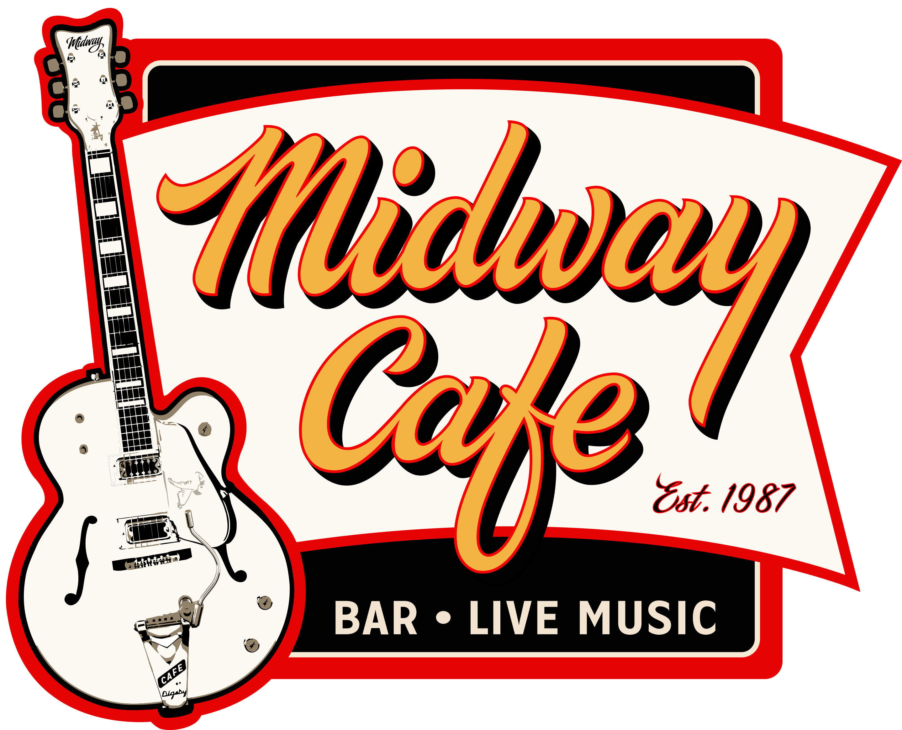 Saugus band png. Midway cafe