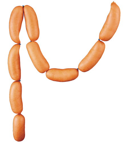 Sausage clipart winnie. Small sausages png best