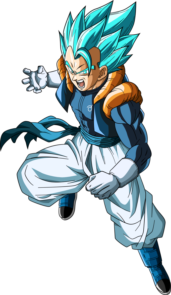 Savage drawing dragon ball z. Ssgss ss blue gogeta