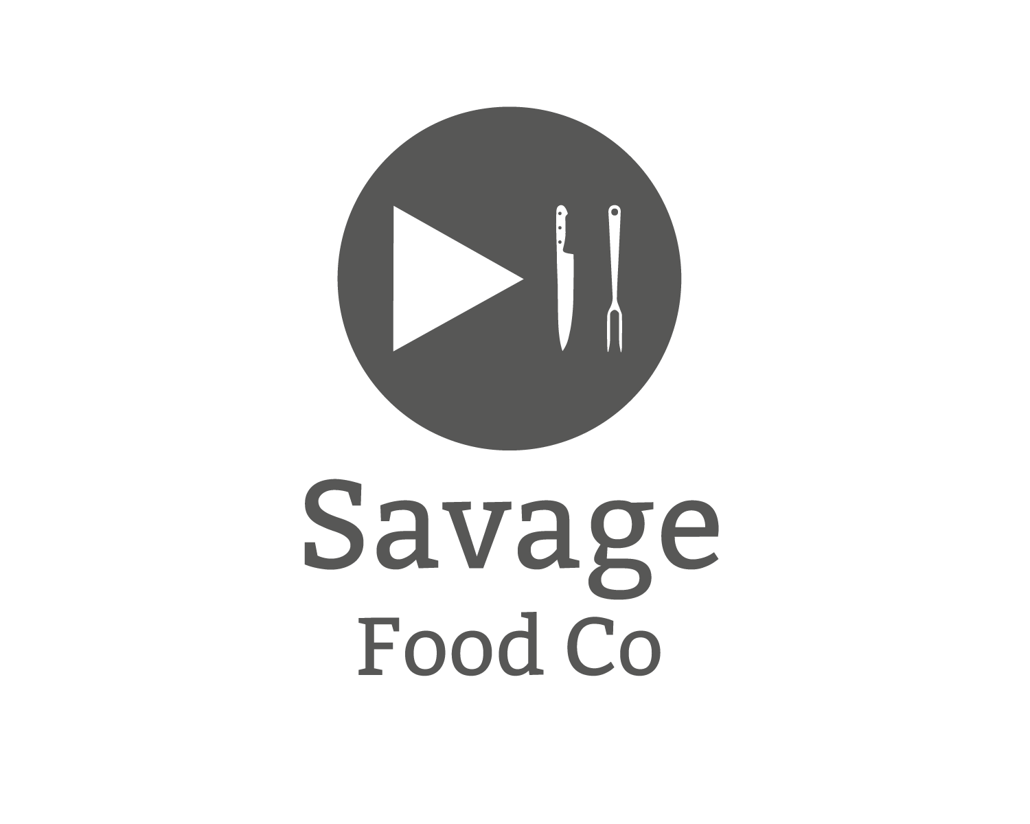 Savage transparent video. Food co a agency