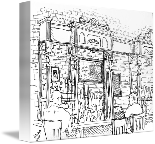 The distillery by rachel. Savannah drawing png free library