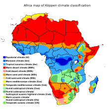 Change vector climate. Sub saharan africa wikipedia